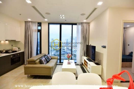 VGR241 www.honeycomb.vn 1 result Fully-furnished with modern layouts apartment for lease in Vinhomes Golden River