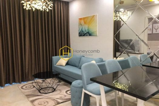 VGR245 www.honeycomb.vn 4 result Look no further! The coolest 2 bedrooms apartment awaits you in Vinhomes Golden River for lease