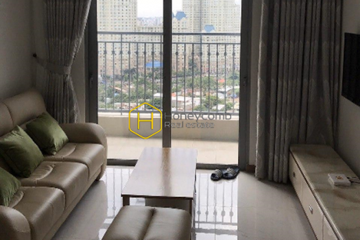 VH509 www.honeycomb.vn 0 result Cozy and well-lit apartment for lease in Vinhomes Central Park