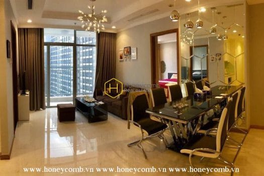 VH518 www.honeycomb.vn 3 result Such an amazing opportunity to live in this classy apartment in Vinhomes Central Park for rent