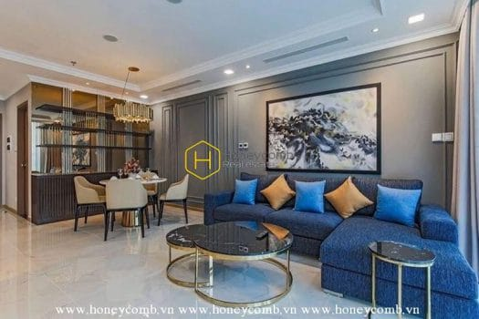 VH519 www.honeycomb.vn 4 result This apartment in Vinhomes Landmark 81 has the beautiful design you deserve and lease rate you'll love