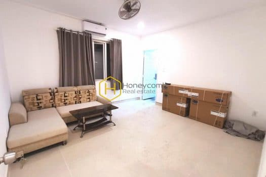 2V128 www.honeycomb.vn 9 result Unfurnished Villa with pure white color for rent in District 2