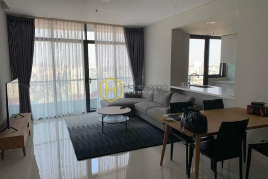 CITY335 www.honeycom.vn 2 result City Garden high floor apartment for rent: Blending sophistication & relaxation to create the ideal place