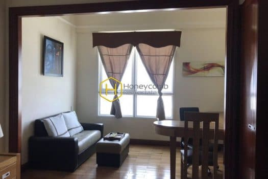 MN07 www.honyecomb.vn 6 result Fully-furnished with wooden design apartment for lease in The Manor