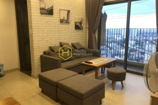 MTD1618 www.honeycomb.vn 13 result Nice furnished 2 bedrooms apartment in Masteri Thao Dien