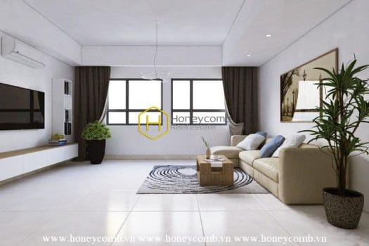 MTD2183 www.honeycomb.vn 2 result This one has it all! Highly convenient apartment in Masteri Thao Dien for rent
