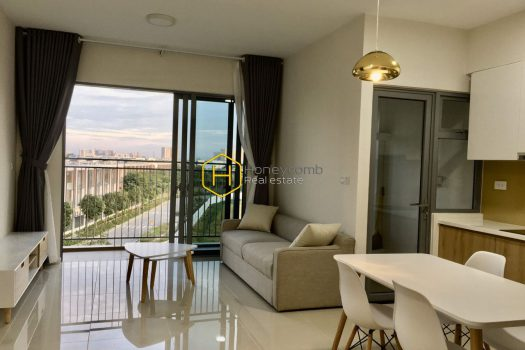 PH25 www.honeycomb 1 result Elegant with wooden desgin apartment for lease in Palm Heights