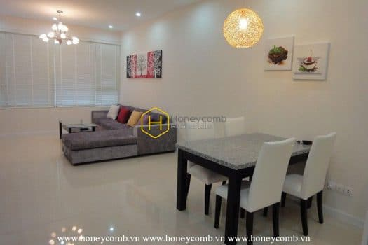 SP71 www.honeycomb.vn 5 result Saigon Pearl apartment : a modern & stylish style with brand new furniture