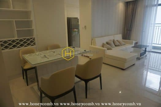 VH535 www.honeycomb.vn 6 result Dreamy apartment with elegant and romantic design in Vinhomes Central Park