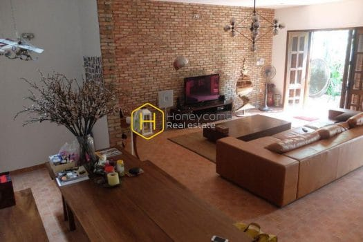 2V162 www.honeycomb.vn 7 result Charming villa with cottage design for rent in Thao Dien – District 2