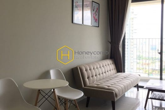 6 result 1 Fully-furnished apartment with stunning elegant appearance for rent in Masteri An Phu