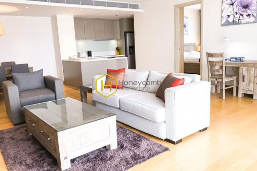 DI161 www.honeycomb 1 result Enjoy the warmest feelings with this cozy apartment in Diamond Island for lease