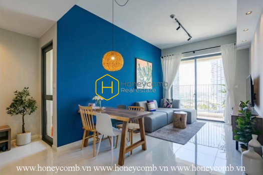 MAP238 www.honeycomb.vn 11 result Artistic design apartment with must-have amenities for rent in Masteri An Phu