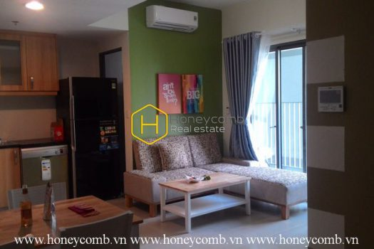 MTD956 www.honeycomb 3 result Cheap price 2 bedrooms simple furnished in Masteri for rent