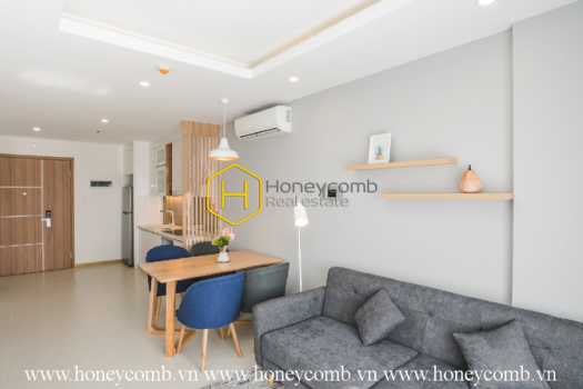 NC80 www.honeycomb.vn 5 result Limitless and top notch lifestyle are just around this wonderful apartment in New City for rent