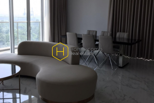 SRC03 www.honeycomb.vn 10 result Best place to stay in Saigon: High-class 2 bedrooms apartment located in Sala Sarica for rent