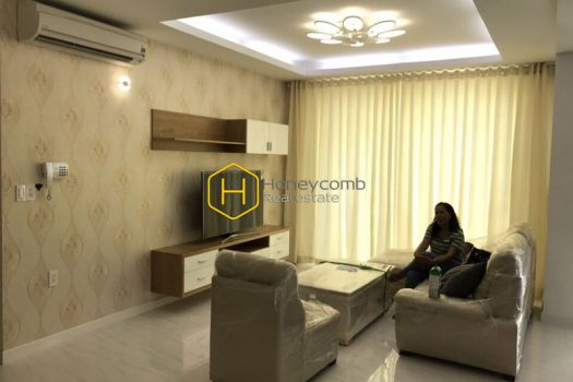 TG104 www.honeycomb 1 result Fully-furnished apartment with all fresh and new furnishings for rent in Tropic Garden