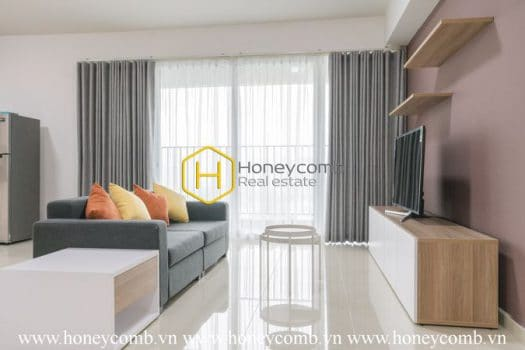 VD101 www.honeycomb 14 result Modern design apartment with clean-lined silhouette furnishings for rent in Vista Verde