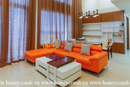 VD21 www.honeycomb.vn 1 result Luxury with 2 bedrooms duplex apartment in Vista Verde