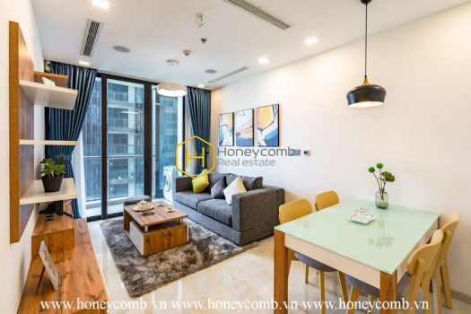 VGR318 www.honeycomb 6 result Artistic design apartment with colorful layout in Vinhomes Golden River for rent