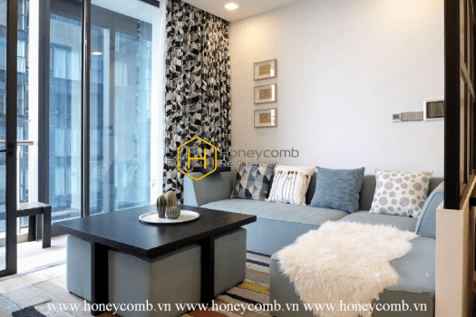VGR329 www.honeycomb.vn 5 result Fully-furnished apartment with subtle layout for rent in Vinhomes Golden River
