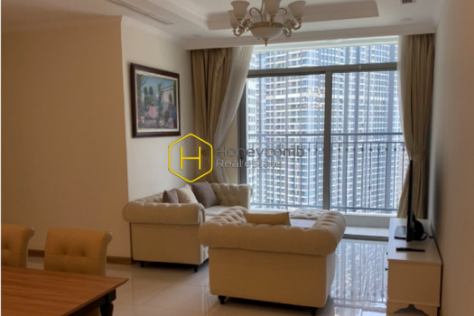 VH738 www.honeycomb.vn 8 result Such an elegant apartment in Vinhomes Central Park – Now for rent