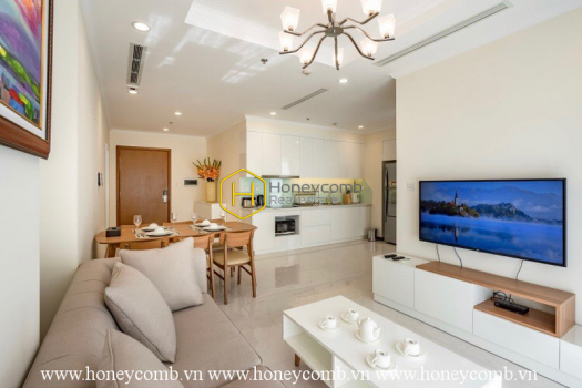 VH753 www.honeycomb.vn 1 result Perfectly designed apartment for family in Vinhomes Central Park – Now for rent