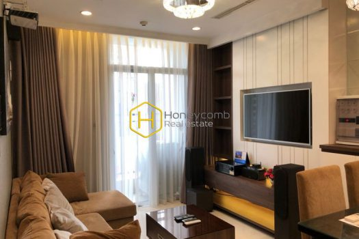 VH763 www.honeycomb 1 result Smart design & Good price - Vinhomes Central Park apartment is still available for lease