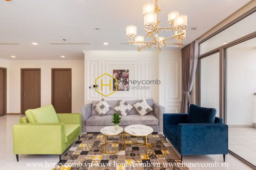 VH784 www.honeycomb 17 result What an eye-opening apartment in Vinhomes Central Park – Now for rent!