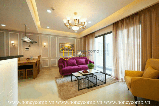 MTD2236 www.honeycomb.vn 7 result Tempting design apartment with splendid ornamentations for lease in Masteri Thao Dien