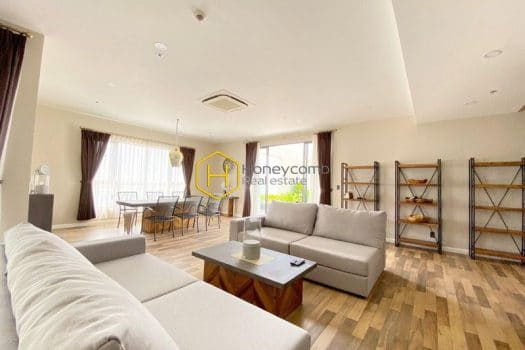 MTD2238 www.honeycomb.vn 1 result Luxurious wooden design Penthouse – Modern's wave of designing – Now for rent in Masteri Thao Dien