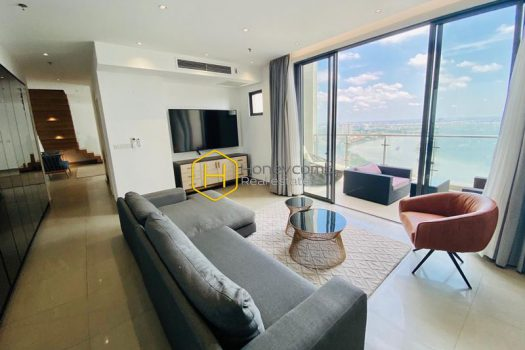 MTD2262 www.honeycomb 10 result Discover the nonstop luxurius lifestyle with this brilliant PENTHOUSE in Masteri Thao Dien !