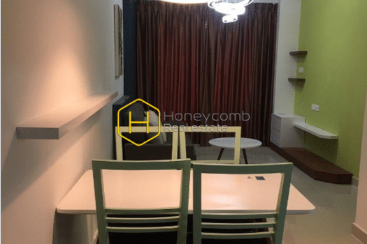 SAV129 www.honeycomb.vn 5 result What a youthful designed apartment in The Sun Avenue ! NOW for rent !