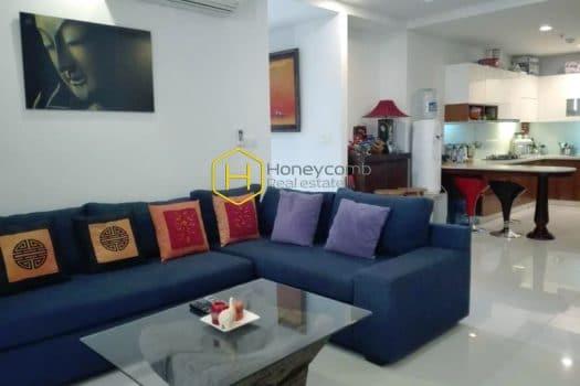 TDP115 www.honeycomb.vn 1 result Modern 2 bedrooms apartment in Thao Dien Pearl