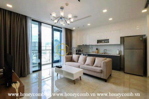 VGR139 www.honeycomb 16 result The 2 bed-apartment with interfusion of many styles in design from Vinhomes Golden River