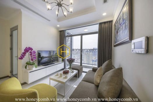 VH803 www.honeycomb 3 result Colorful ornamentations apartment for rent in Vinhomes Central Park