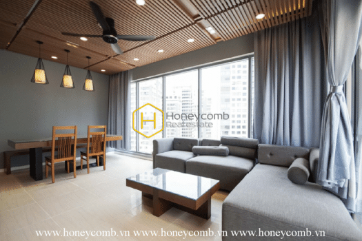 DI179 www.honeycomb.vn 6 result The luxurious designed apartment will evoke the classy lifestyle in Diamond Island ! Ready to move-in !