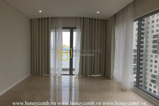 DI181 www.honeycomb 3 Free your creation with this unfurnished and neat apartment in Diamond Island