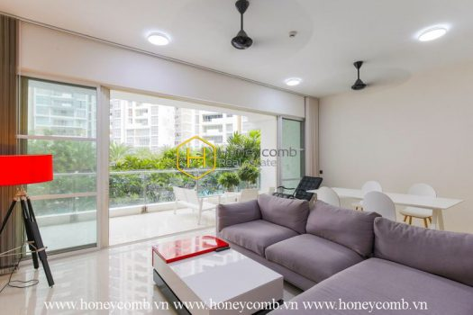 ES503 www.honeycomb 11 result Big balcony 3 bedrooms apartment for rent in The Estella