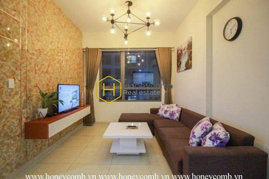 MTD2280 www.honeycomb 12 Retreat into this quiet and peaceful apartment in Masteri Thao Dien