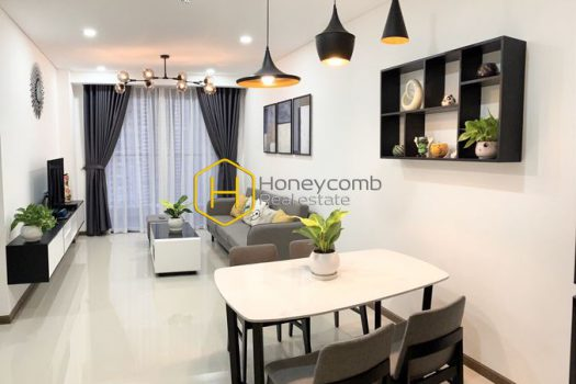 SP78 www.honeycomb 1 result This highly elegant apartment in Saigon Pearl may become your next perfect home!