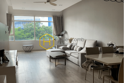 SP79 www.honeycomb 6 result A place worth living in Saigon ! The eye-catching and airy apartment in Saigon Pearl for lease