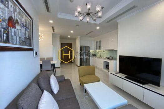 VH918 www.honeycomb.vn 4 result So beautiful is this apartment that you can't take your eyes off at Vinhomes Central Park !