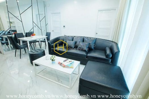 1S1 www.honeycomb.vn 7 result Luxury 2 bedrooms apartment with high end interiors for rent in District 1