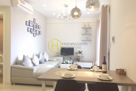 4 result 1 Contemporary fully furnished 2-beds apartment in Masteri Thao Dien
