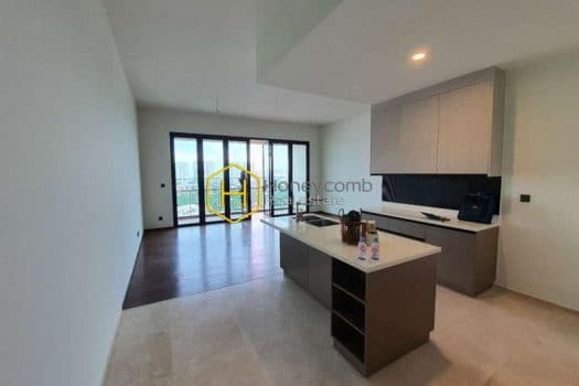 DE05 www.honeycomb.vn 5 result Embracing the beauty of white tone in this unfurnished apartment in D ' Edge