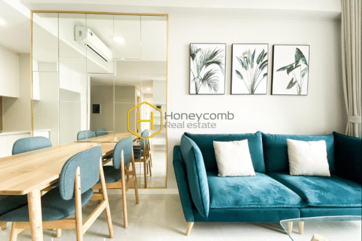 MAP278 www.honeycomb 6 result Everything you need embracing in this wonderful Scandinavian furnished apartment in Masteri An Phu for rent