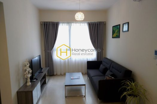 MTD708 www.honeycomb 8 result One bedroom apartment at high floor in Masteri Thao Dien for rent