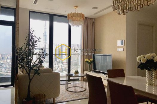 VGR412 www.honeycomb 2 result Stunning apartment with gentle floral design apartment for rent in Vinhomes Golden River