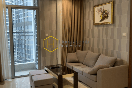 VH1058 1 1 result Elegant wooden furnished apartment with warm tone layout in Vinhomes Central Park